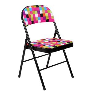 Fabric Dining Folding Chairs