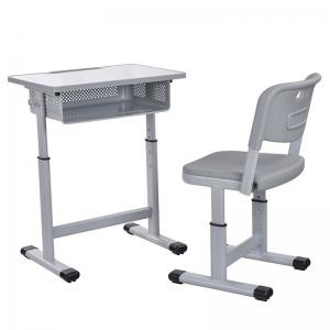 Professional Plastic Blue School Chairs with Tablet Arm ...