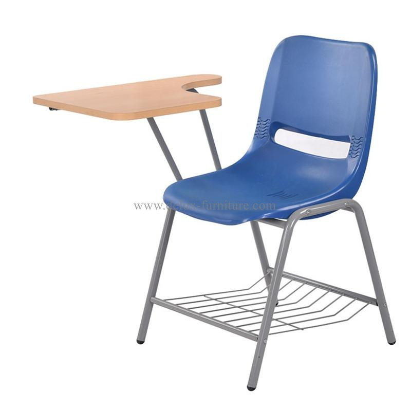Super Professional Plastic Blue School Chairs With Tablet Arm Alphanode Cool Chair Designs And Ideas Alphanodeonline