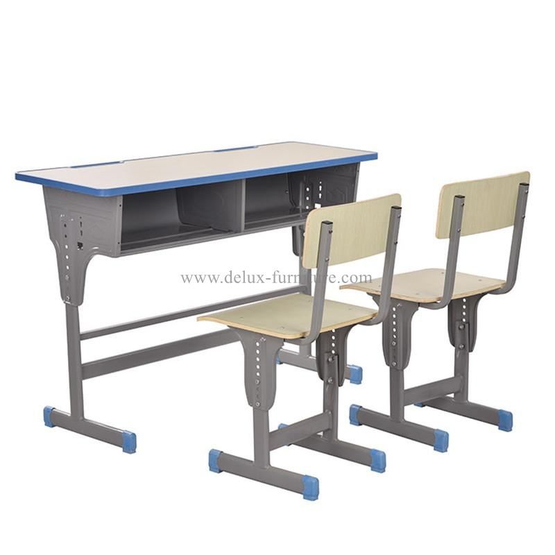 student school desk and chair