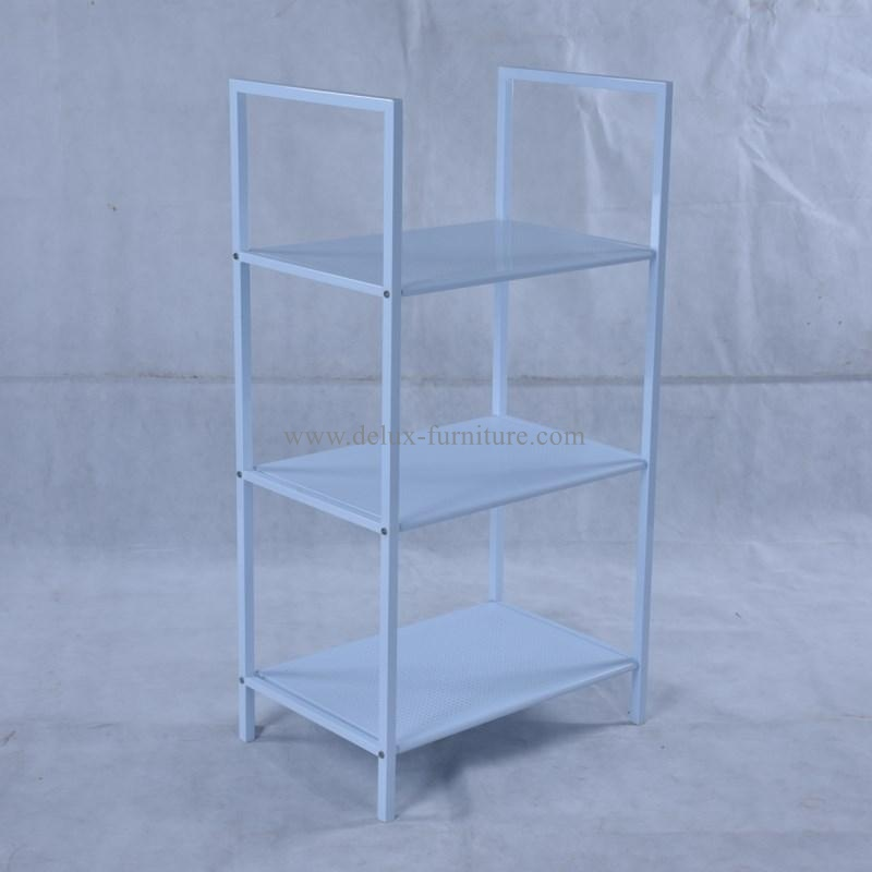 3 Layers Mesh Bathroom Shelf