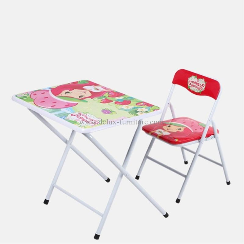 Children Folding Table